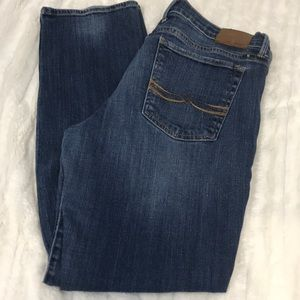 Lucky Brand sweet & straight jeans 12